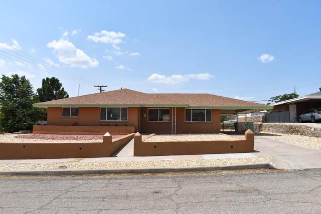 476 Castile Avenue, El Paso, TX 79912 (MLS #849353) :: Red Yucca Group