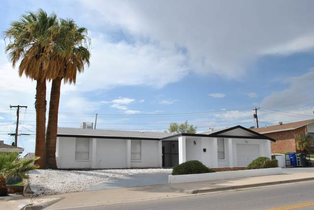 325 Thunderbird Drive, El Paso, TX 79912 (MLS #849356) :: Red Yucca Group
