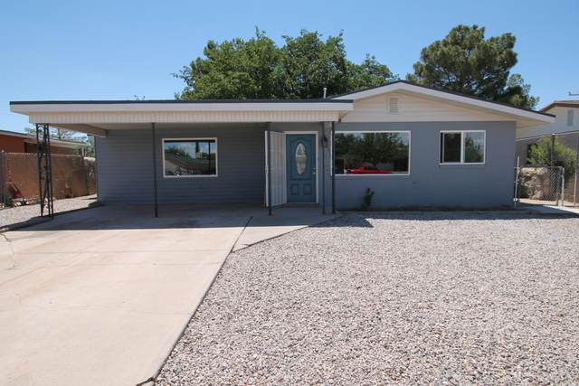9305 Albany Place, El Paso, TX 79924 (MLS #849361) :: Red Yucca Group