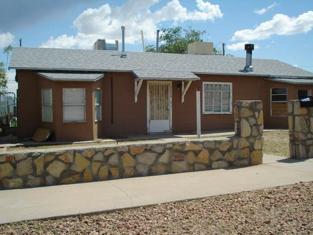 3520 Tyler Avenue, El Paso, TX 79930 (MLS #849364) :: Preferred Closing Specialists