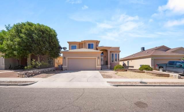 12860 Cozy Cove Avenue, El Paso, TX 79938 (MLS #849368) :: Red Yucca Group