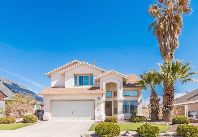 1470 Dos Deannas Drive, El Paso, TX 79936 (MLS #849373) :: Mario Ayala Real Estate Group