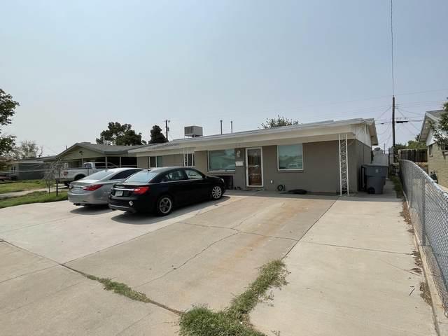 5848 Teal Lane, El Paso, TX 79924 (MLS #849374) :: Red Yucca Group