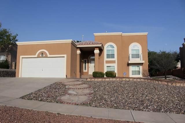 1404 Arrow Ridge Way, El Paso, TX 79912 (MLS #849375) :: Red Yucca Group