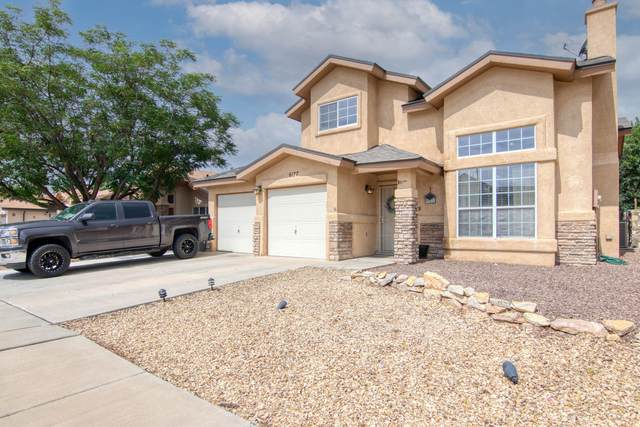 6177 River Park Place, El Paso, TX 79932 (MLS #849377) :: Red Yucca Group