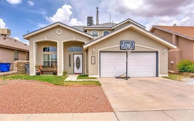 5013 Silver Sands Avenue, El Paso, TX 79924 (MLS #849382) :: Red Yucca Group