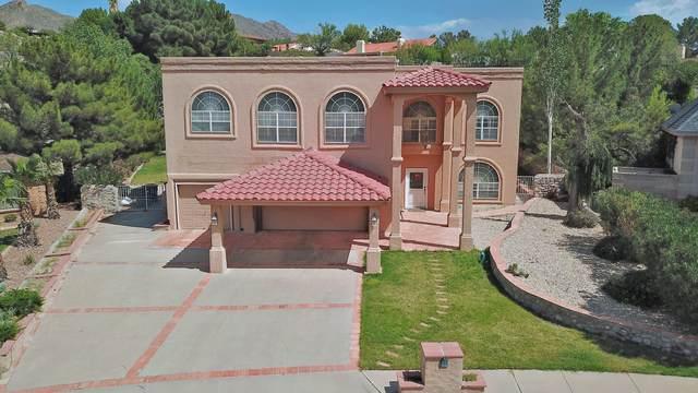1108 Cerrito Bajo Lane, El Paso, TX 79912 (MLS #849403) :: Jackie Stevens Real Estate Group