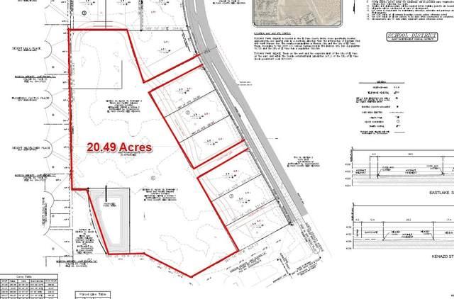 14266 N Kenazo, Horizon City, TX 79928 (MLS #849405) :: The Matt Rice Group