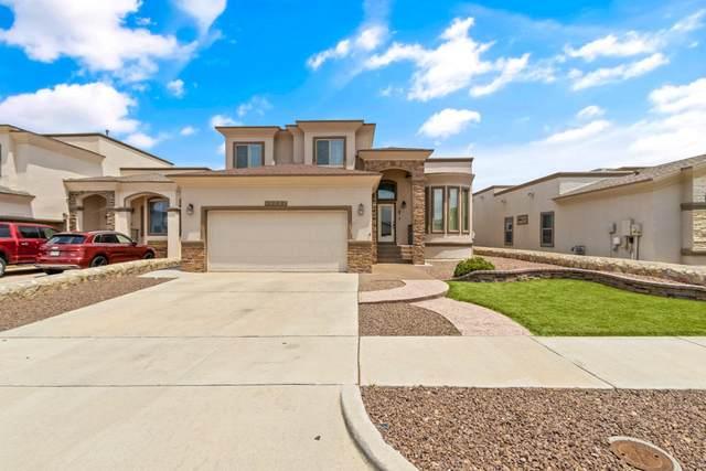 13157 Mystic Path Drive, El Paso, TX 79938 (MLS #849408) :: Red Yucca Group
