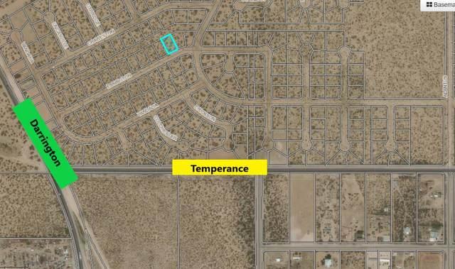 0 Essington Road, Horizon City, TX 79928 (MLS #849410) :: The Purple House Real Estate Group