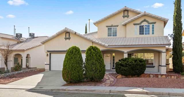 939 Via Descanso Drive, El Paso, TX 79912 (MLS #849411) :: Red Yucca Group