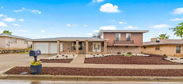1226 Lonewood Drive, El Paso, TX 79925 (MLS #849417) :: The Matt Rice Group
