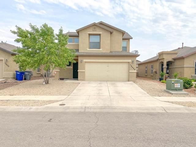 14629 Igor Kaleri Avenue, El Paso, TX 79938 (MLS #849428) :: The Purple House Real Estate Group