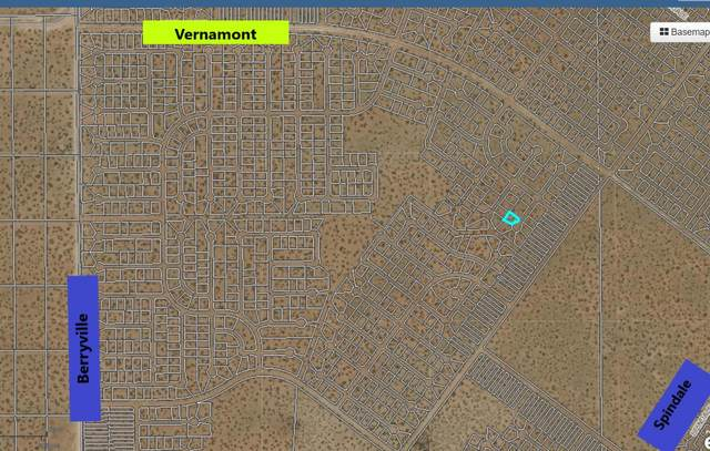 0 Pethmont Drive, El Paso, TX 79938 (MLS #849429) :: Red Yucca Group