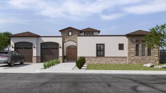 4020 Hacienda Roja Drive, El Paso, TX 79932 (MLS #849436) :: The Purple House Real Estate Group