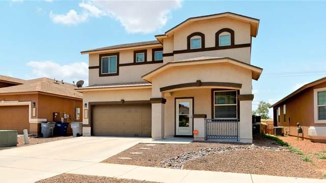 4937 Adrian Campos Street, El Paso, TX 79938 (MLS #849442) :: Red Yucca Group