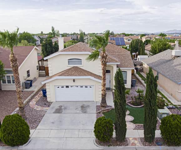 629 Milton Henry Avenue, El Paso, TX 79932 (MLS #849443) :: Red Yucca Group