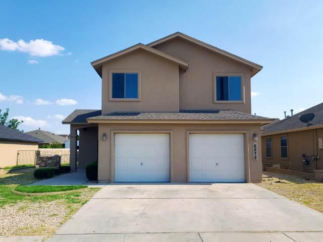 6272 Toucan Court, El Paso, TX 79924 (MLS #849444) :: The Matt Rice Group