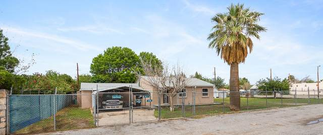 7671 Franklin Drive, El Paso, TX 79915 (MLS #849446) :: Red Yucca Group