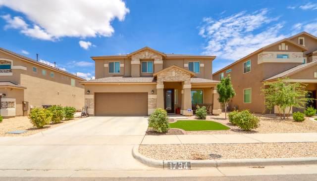 1734 Preakness Avenue, El Paso, TX 79928 (MLS #849450) :: Red Yucca Group