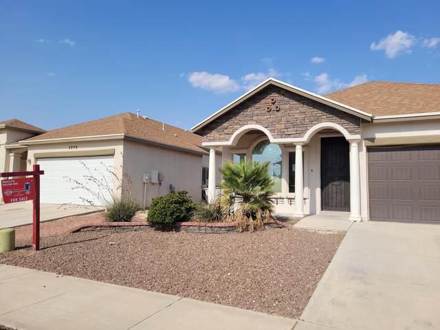 3268 Peruvian Paso, El Paso, TX 79938 (MLS #849452) :: The Purple House Real Estate Group