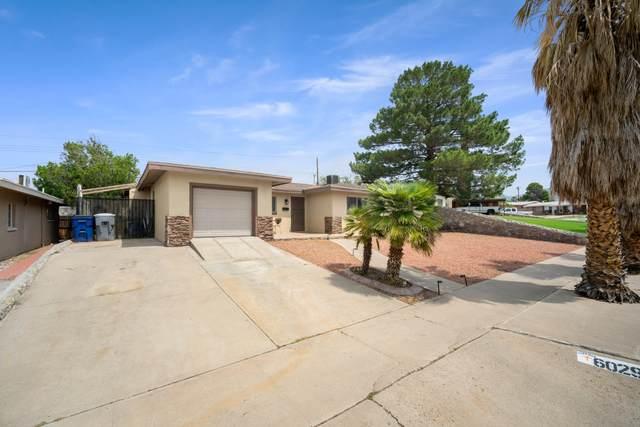 6029 Isabella Drive, El Paso, TX 79912 (MLS #849453) :: Red Yucca Group