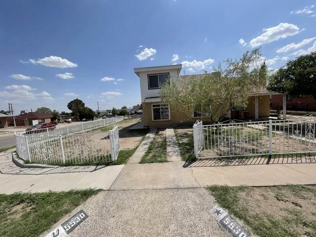 5530 Venezuela Road, El Paso, TX 79903 (MLS #849457) :: The Purple House Real Estate Group