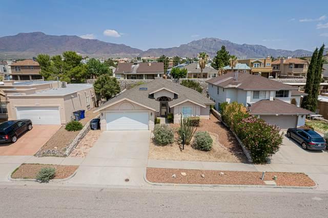 1416 Black Ridge Drive, El Paso, TX 79912 (MLS #849462) :: Red Yucca Group