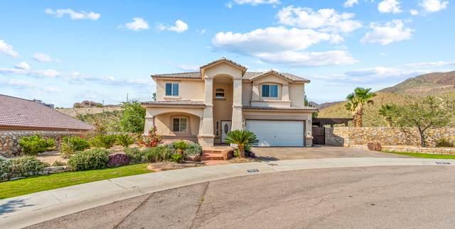 5917 Los Pueblos Drive, El Paso, TX 79912 (MLS #849463) :: Red Yucca Group