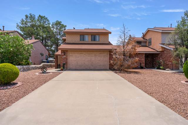 7112 Portugal Drive, El Paso, TX 79912 (MLS #849470) :: Red Yucca Group
