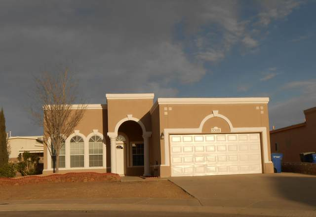 3308 Treasure Hill Place, El Paso, TX 79936 (MLS #849474) :: Red Yucca Group