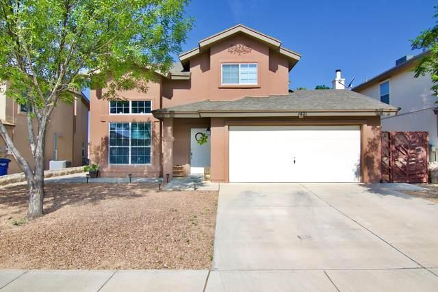 1421 Fito Hernandez Street, El Paso, TX 79928 (MLS #849475) :: Red Yucca Group
