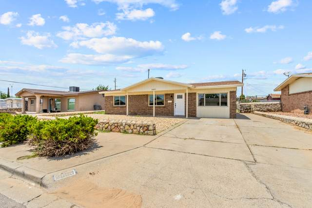 2009 Solano Drive, El Paso, TX 79935 (MLS #849476) :: Red Yucca Group
