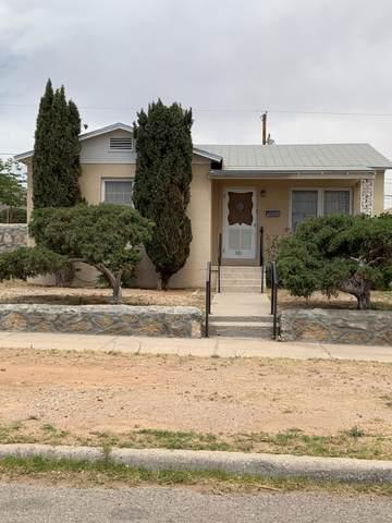 3101 Mountain Avenue, El Paso, TX 79930 (MLS #849478) :: Red Yucca Group
