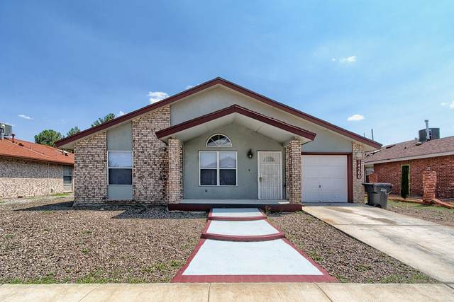 14500 Alcon Drive, Horizon City, TX 79928 (MLS #849485) :: Red Yucca Group