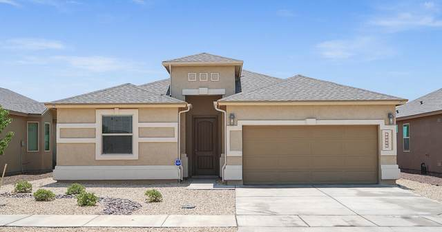 13052 Runway Avenue, El Paso, TX 79928 (MLS #849486) :: Red Yucca Group