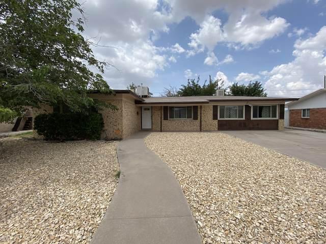 3311 Tyrone Road, El Paso, TX 79925 (MLS #849489) :: Preferred Closing Specialists
