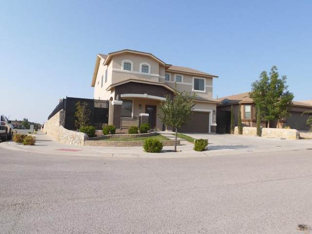 14696 Oldenberg Court, El Paso, TX 79938 (MLS #849492) :: The Purple House Real Estate Group