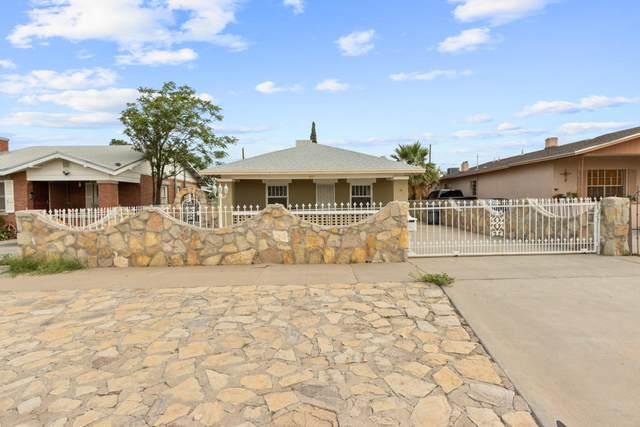 3927 Oxford Avenue, El Paso, TX 79903 (MLS #849496) :: The Purple House Real Estate Group
