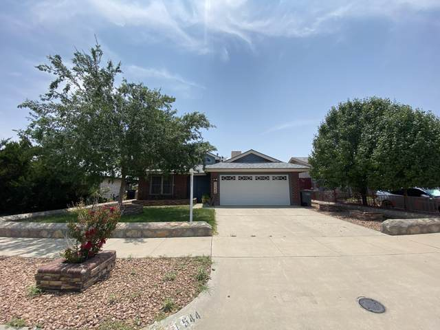 11544 Stockmeyer Drive, El Paso, TX 79936 (MLS #849497) :: The Purple House Real Estate Group