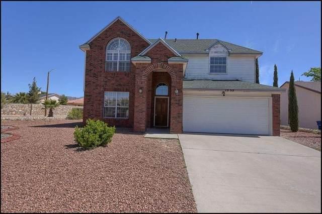 1332 Desierto Rico Avenue, El Paso, TX 79912 (MLS #849499) :: Red Yucca Group