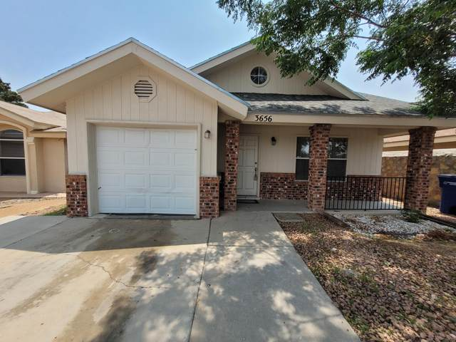 3656 Trina Place, El Paso, TX 79936 (MLS #849506) :: Red Yucca Group