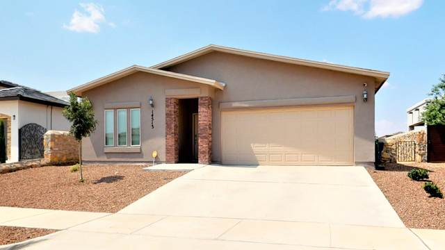 14513 Long Shadow Avenue, El Paso, TX 79938 (MLS #849507) :: The Purple House Real Estate Group