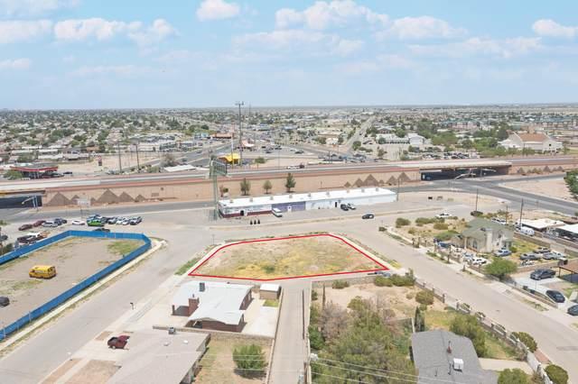 0 Taj Mahal, El Paso, TX 79924 (MLS #849509) :: Jackie Stevens Real Estate Group