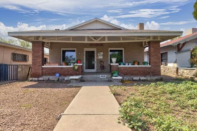 3318 Douglas Avenue, El Paso, TX 79903 (MLS #849510) :: Jackie Stevens Real Estate Group