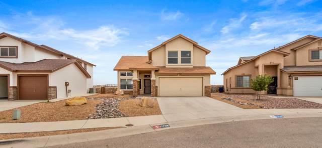 11708 Mesquite Lake Lane, El Paso, TX 79934 (MLS #849511) :: Red Yucca Group
