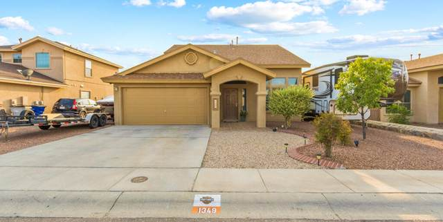 1349 Fito Heranandez Street, El Paso, TX 79928 (MLS #849512) :: Red Yucca Group