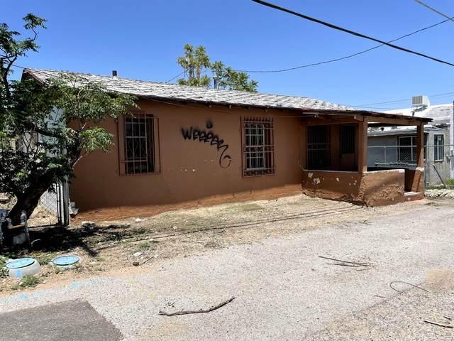 3922 1/2 Mountain, El Paso, TX 79930 (MLS #849513) :: The Matt Rice Group
