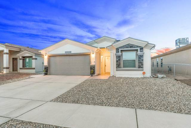 12108 Mesquite Thorn Drive, El Paso, TX 79934 (MLS #849516) :: Red Yucca Group