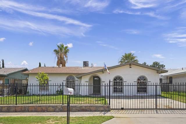 10429 Aphrodite Drive, El Paso, TX 79924 (MLS #849517) :: Mario Ayala Real Estate Group